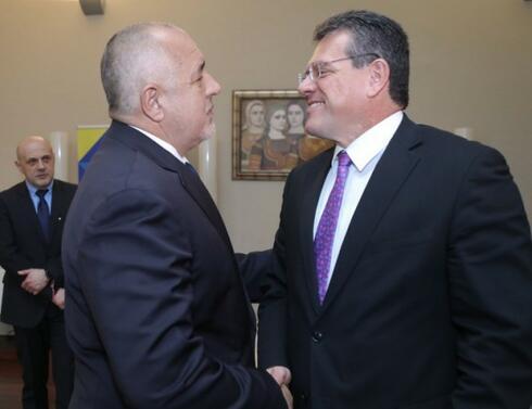 Европейската комисия не може да се меси в сделка между