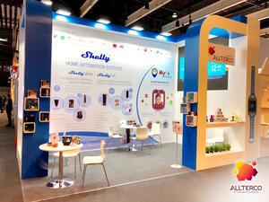 Алтерко Роботикс представи най-новите си смарт продукти за автоматизация на дома във Франкфурт