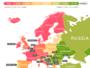 Стойност на жилищен кв.м. в България в сравнение с други страни в Европа