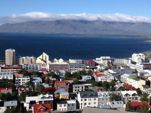Столицата на Исландия Рейкявик оглави класация за най-зелен град за