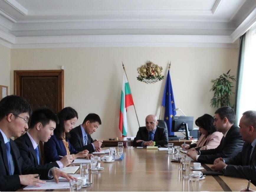 """Китайската CNNC потвърди в София интереса си да строи АЕЦ """"Белене"""""""