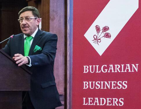 Българският PR експерт и дипломат Максим Бехар бе избран отново