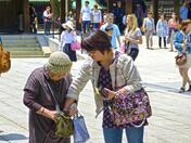 84-годишна японска пенсионерка е предала 80 млн. йени на телефонни измамници в Токио
