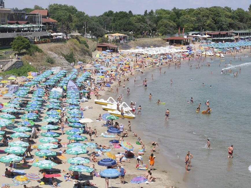 НСИ: Ръстът на чуждите туристи е над 7%