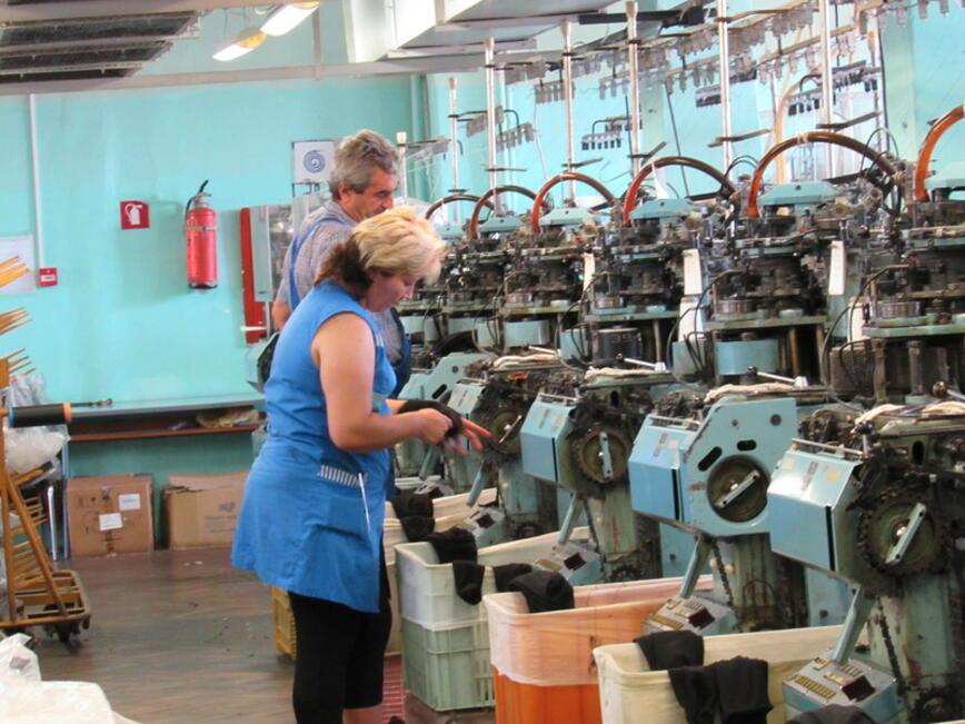 Промишленото производство расте в началото на лятото