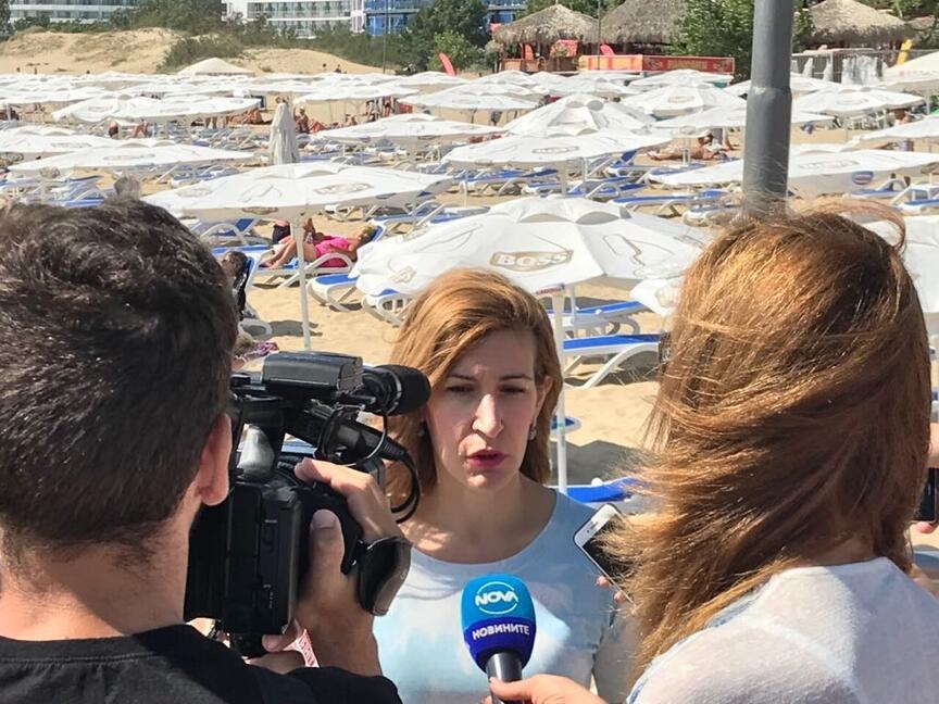 Стопаните на 10 морски плажа са застрашени от прекратяване на договорите, ако не изпълнят предписанията
