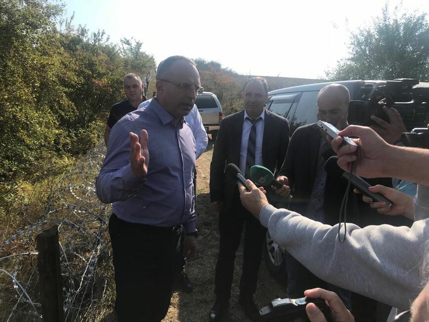 Порожанов: Подобрена е дезинфекцията срещу африканската чума по свинете по границата с Румъния