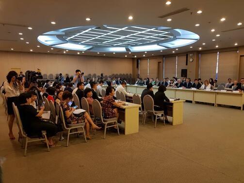 """""""Българската страна е готова да окаже подкрепа на виетнамски фирми,"""