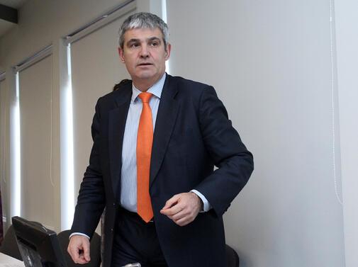 Президентът на Конфедерацията на независимите синдикати в България (КНСБ) Пламен