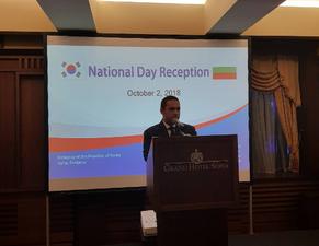 Министър Караниколов: Стокообменът между България и Корея расте с около 80%