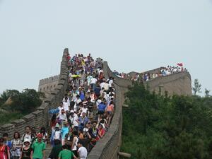 Бум на туристическите пътувания в Китай за Националния празник