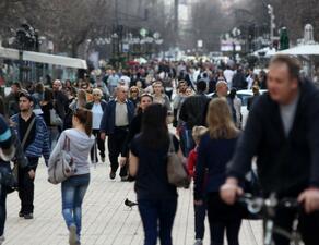 София е на второ място в Европа по ръст на чуждестранните посетители през 2017 г.