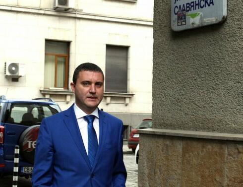 Финансовият министър Владислав Горанов е изпратил на президента на Европейската