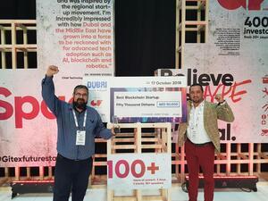 Български старт-ъп с първа награда от технологично изложение в Дубай