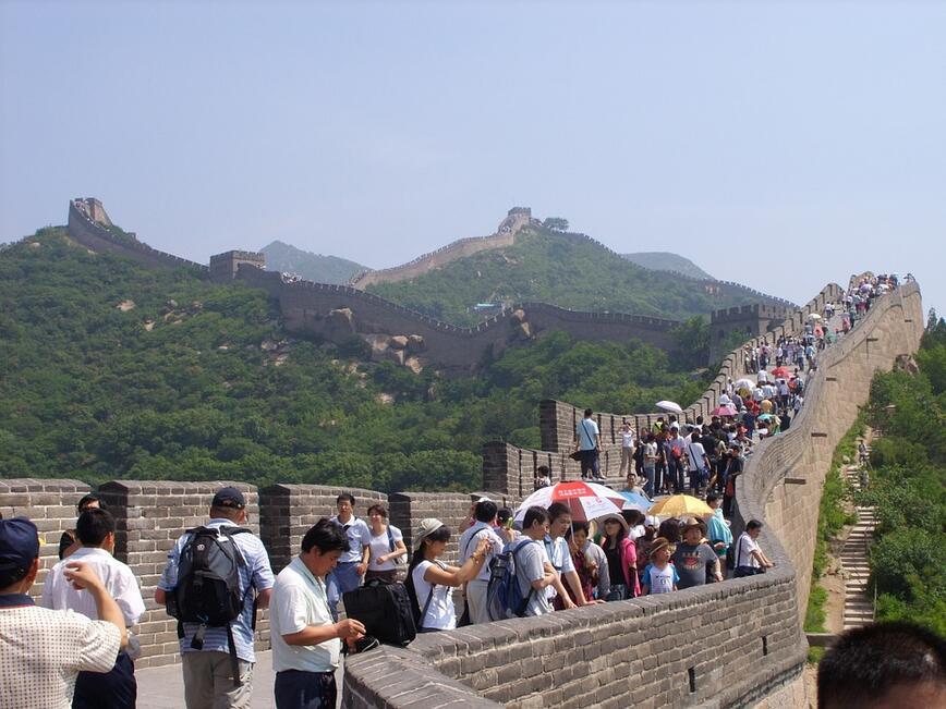 Китай става най-популярната туристическа дестинация в света до 2030 г.