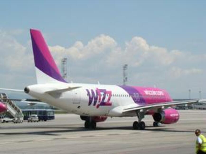 """Wizz Air с 8-дневна промоция """"Розов"""" петък"""