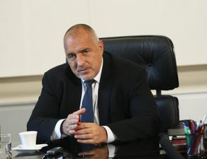 Борисов при Слави Трифонов: Няма намеса на властта в медиите, има автоцензура