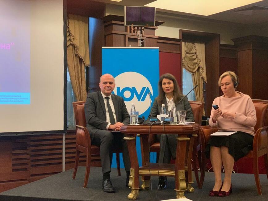 Министър Петков: Социалните партньорства са приоритет в развитието на социалната икономика