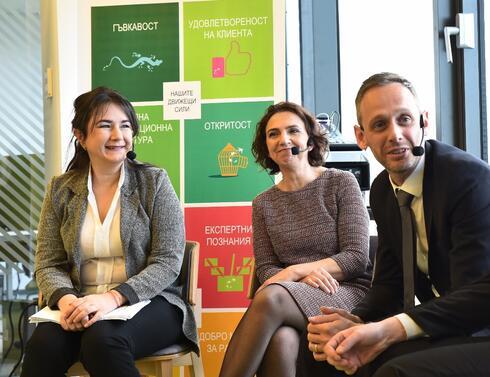 С тържествена церемония БНП Париба Лични Финанси откри новия си