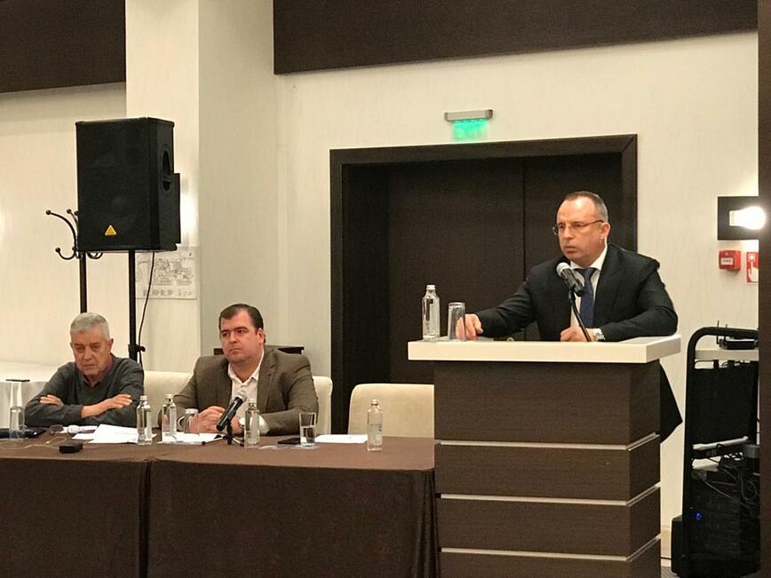 Румен Порожанов: Кооперациите продължават да имат своята перспектива