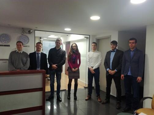 Снимка: Българска фондова борса обяви новите си стипендианти