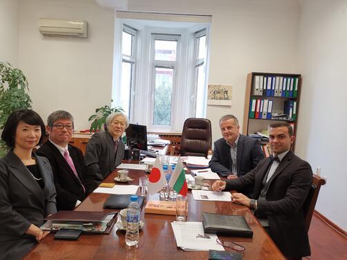 Снимка: Агенцията за насърчаване на малкия бизнес инициира среща на партньорските организации от Западните Балкани