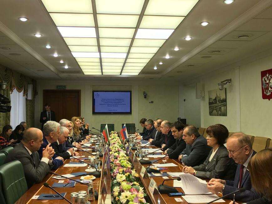 Министър Ангелкова популяризира туризма ни в Русия
