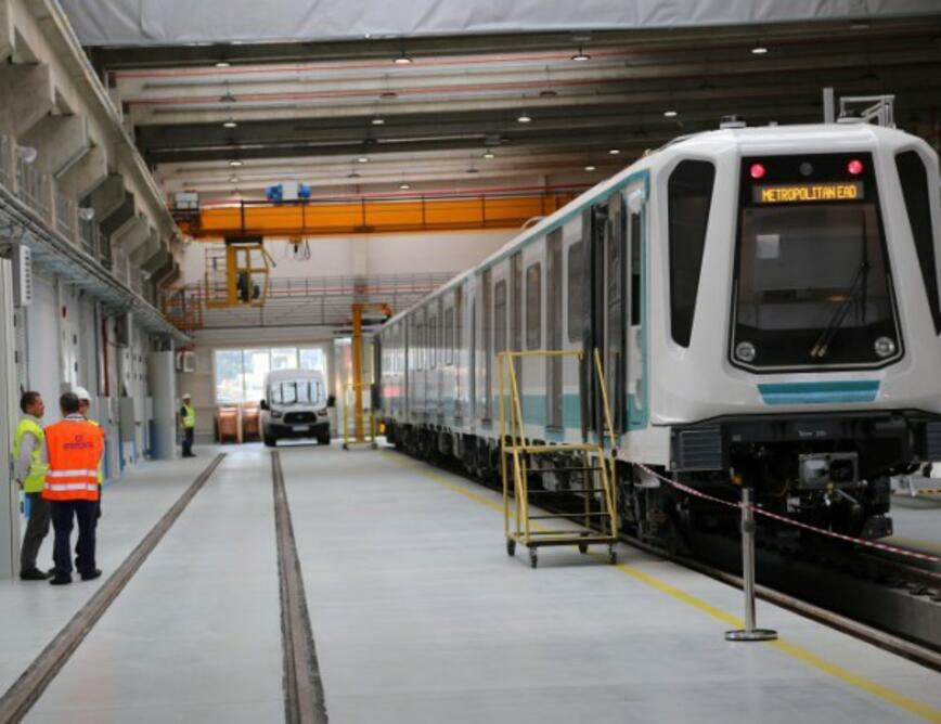 Първите 5 станции от новата линия на метрото ще заработят до октомври