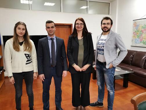 Снимка: Д-р Бойко Таков: Ще подкрепим усилията на фондация BCause за насърчаване на стартиращи бизнес проекти