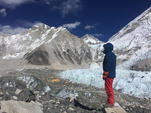 Снимка: Забраниха достъпа на туристи в централната зона на резервата Еверест