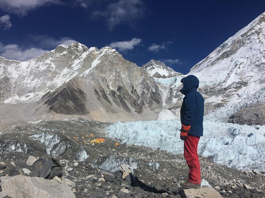 Забраната за туристи няма да им попречи да видят Еверест