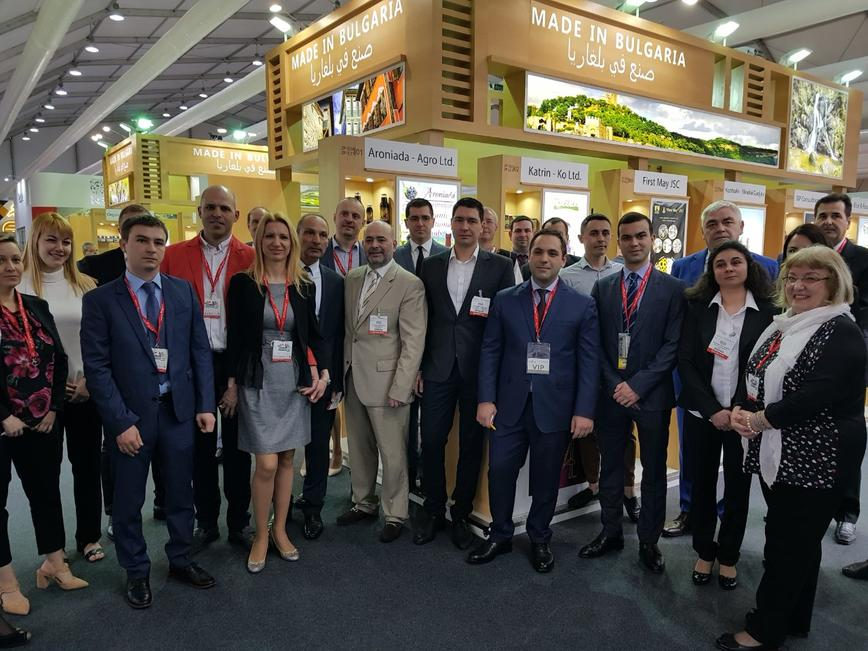Всички български фирми на Gulfood в Дубай договориха сделки