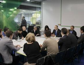Радев: Насърчаването на високотехнологични компании е инвестиция в бъдещето