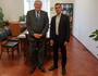 Шефът на ИАНМСП д-р Бойко Таков се срещна с посланика на Аржентина Н. Пр. Алберто Труеба