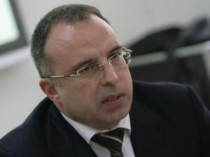 Премиерът Борисов прие подадената оставка на Румен Порожанов
