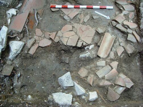 Снимка: Поредни археологически находки разкрити при изкопни дейности на EVN Топлофикация