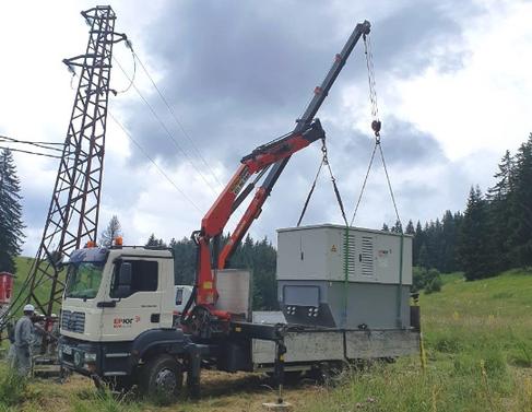 EVN България предприе допълнителни мерки за осигуряване на електрозахранването за