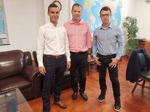 За подкрепа в развитието на роботиката и автоматизацията в България