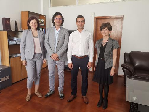 За интегриране на Конфиндустрия България в събитията на Изпълнителната агенция