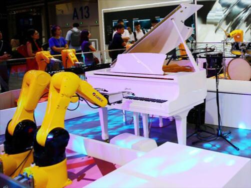 Китайският пазар на роботи се очаква да достигне 8,68 милиарда