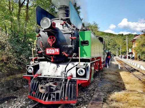 На 6-и септември /петък/ БДЖ организира атракционно пътуване по теснолинейката