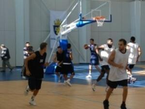 Откриха нова спортна зала в Бургас