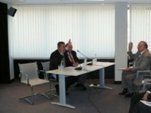 Проф. Стефан Воденичаров оглави Националния съвет по икономическа политика