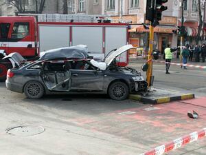 Взривиха крупен бизнесмен във Варна
