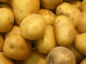 Хранителни инспектори върнаха 22 тона полски картофи на вносителя