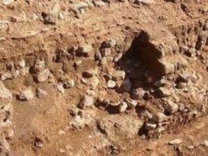 Археологически находки край с. Струмяни