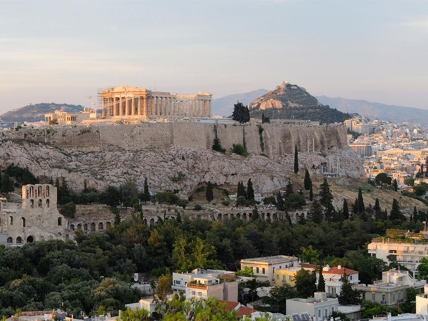 Гърция се готви за слаб туристически сезон