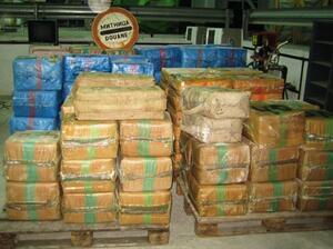 Хванаха над 4 тона хашиш на Ферибот Видин