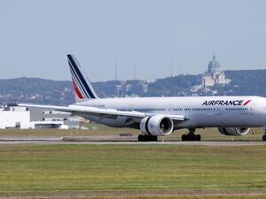 """Заради стачка много полети на """"Ер Франс"""" са отменени"""
