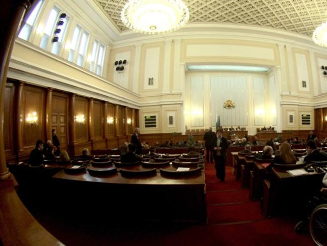 Ден на открити врати в Народното събрание